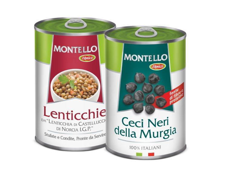 Legumi e Cereali Montello