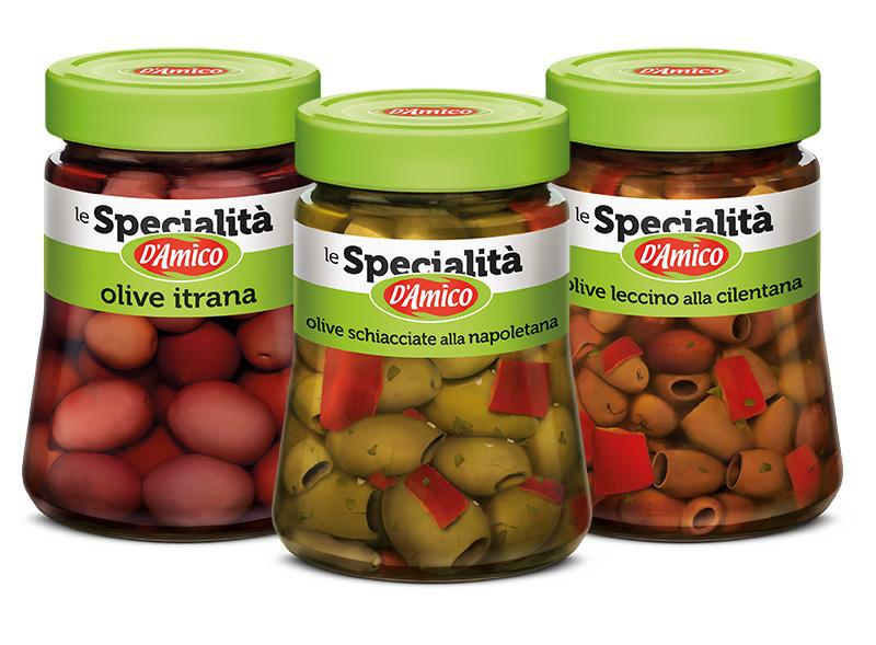 Le Specialità Olive