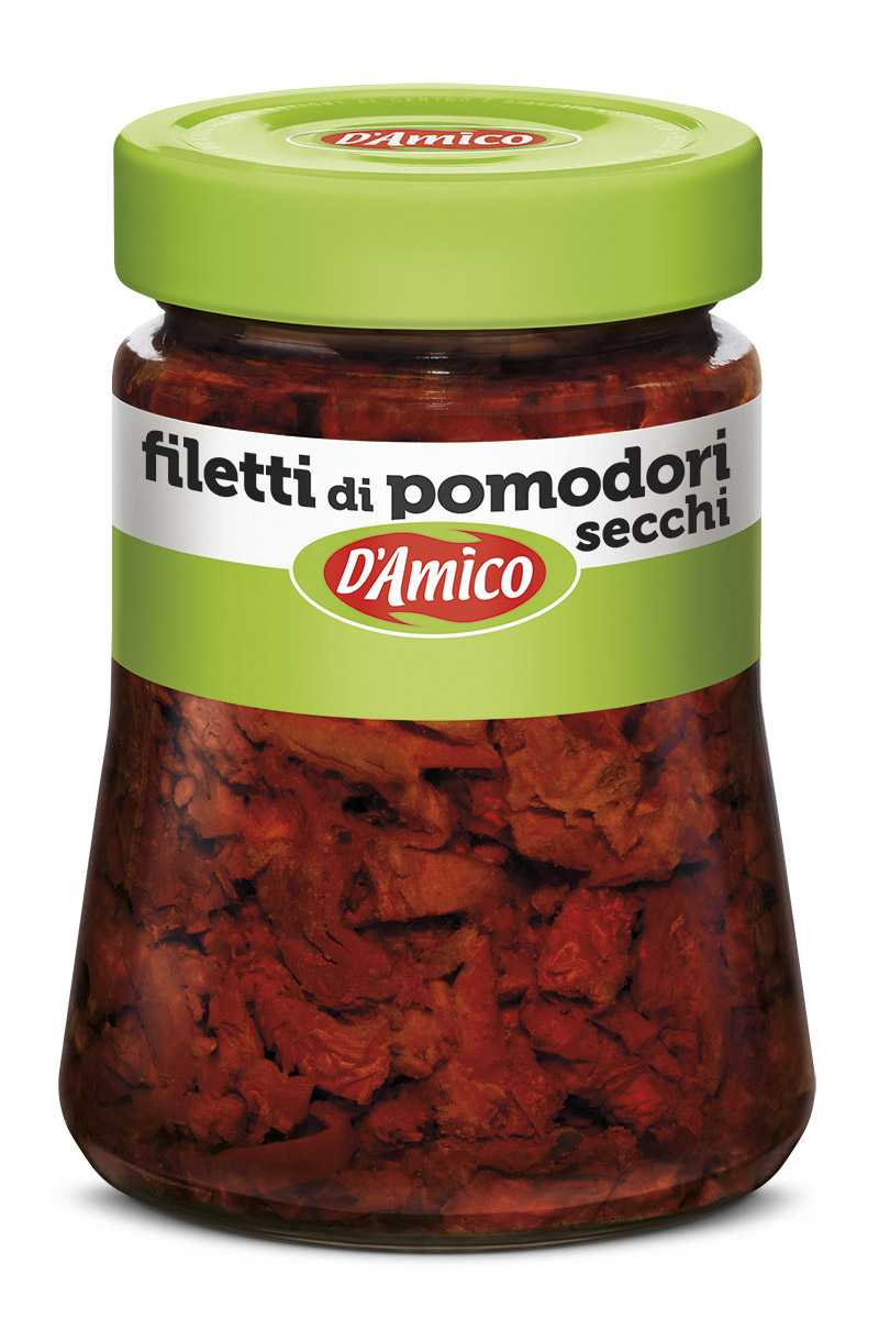 Filetti di Pomodori Secchi