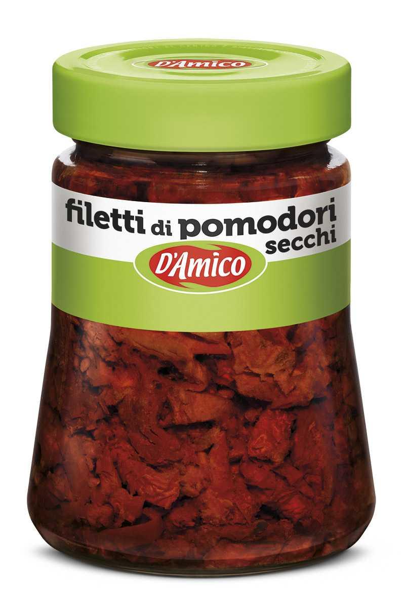 Filetti di Pomodori Secchi