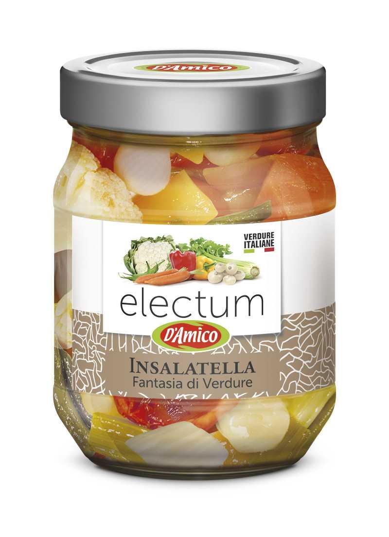 Insalatella - Fantasia di verdure