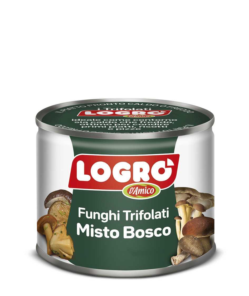 Funghi Misto Bosco trifolati