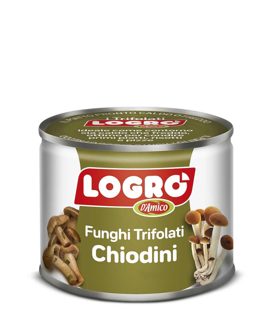 Funghi Chiodini trifolati