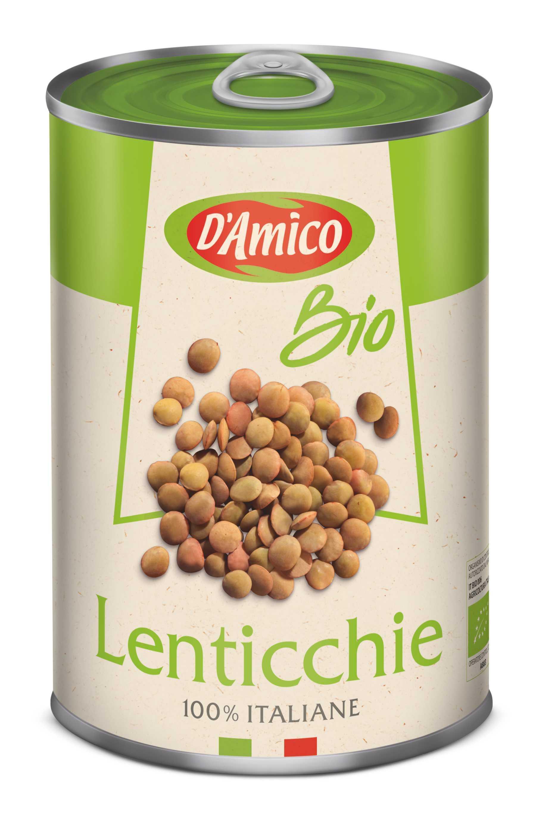 Lenticchie bio prodotti for Lenticchie d acqua