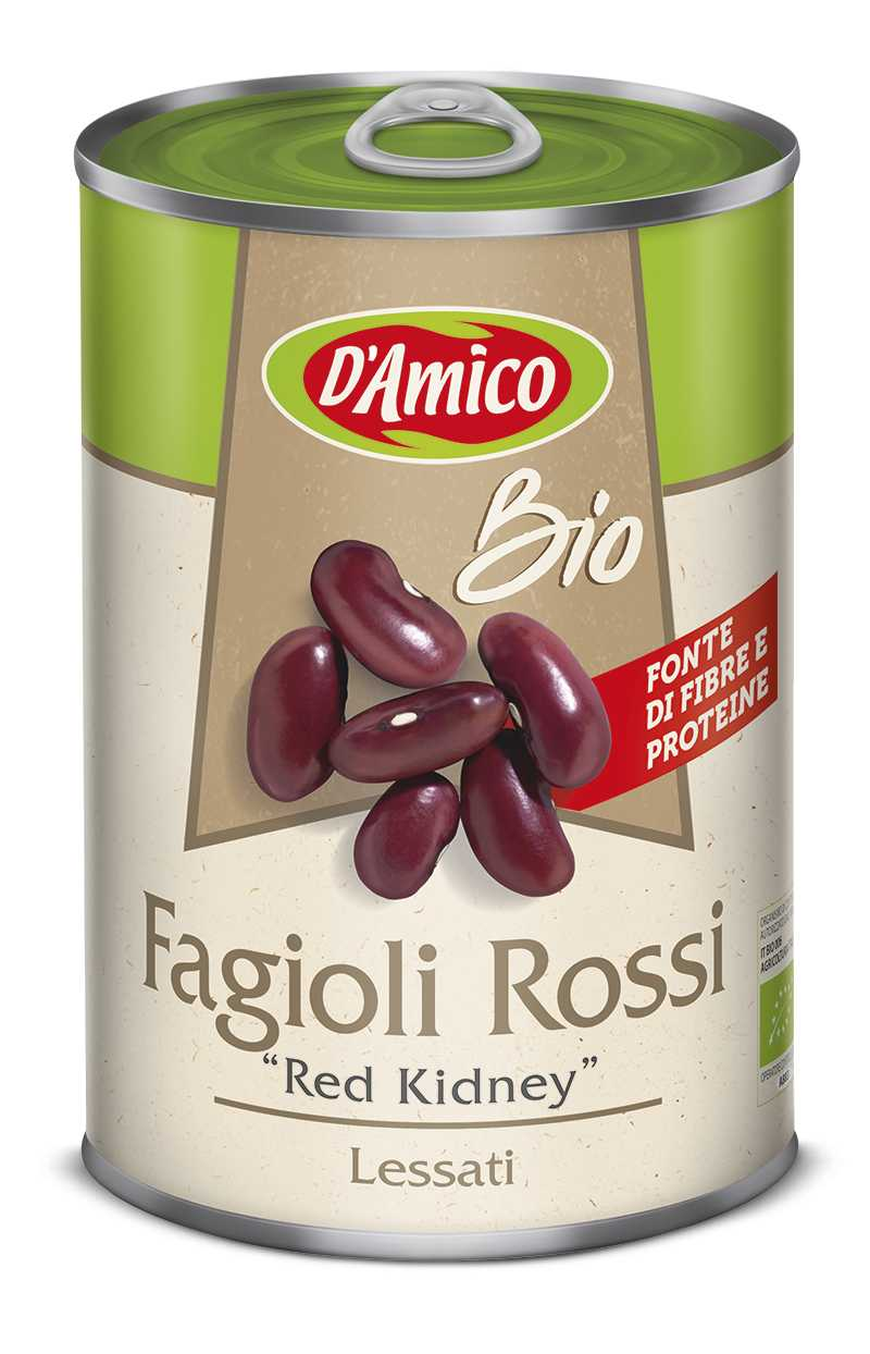 "Fagioli Rossi ""Red Kidney"" bio"