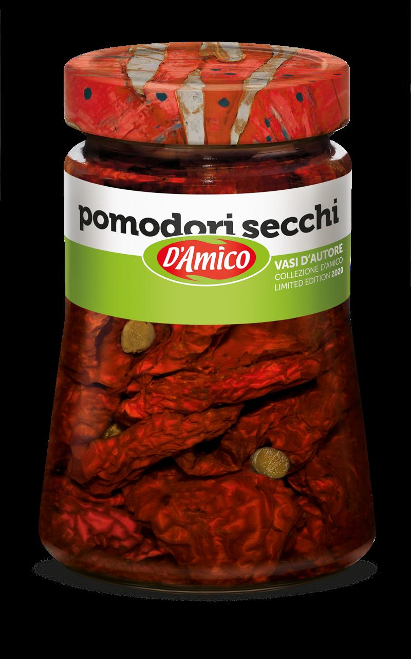 Pomodori Secchi -  Vasi D'Autore