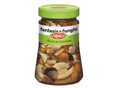 Fantasia di funghi