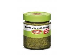Pesto alla Genovese senz'aglio