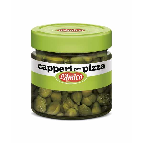 Capperi per pizza n.9