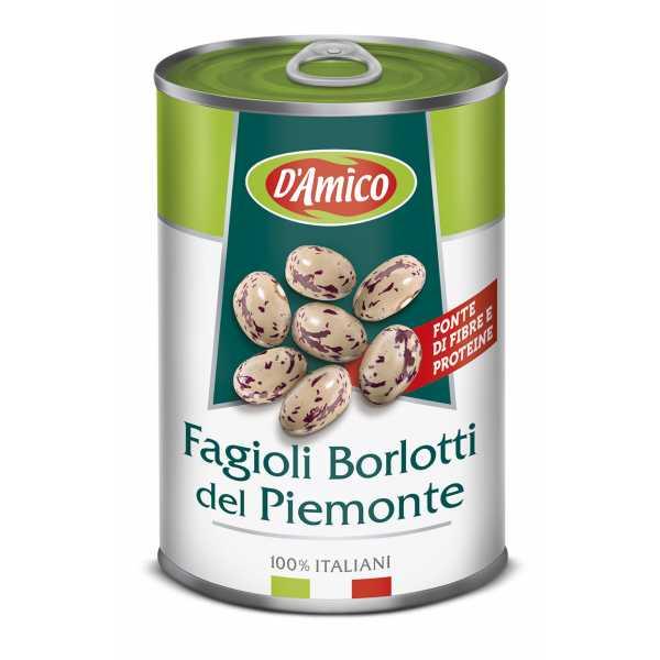 Fagioli Borlotti del Piemonte