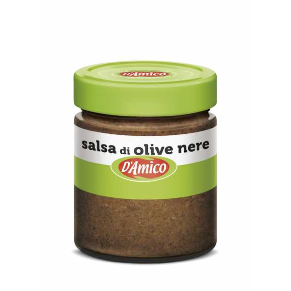 Salsa di olive nere