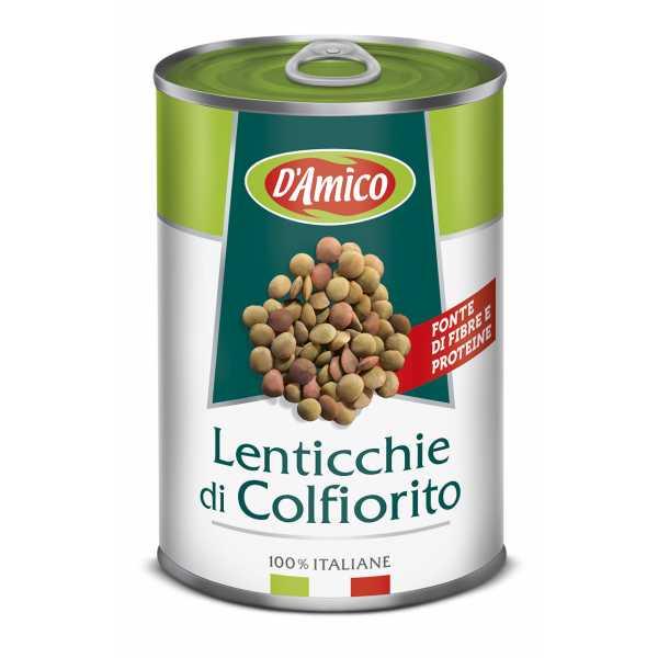 Lenticchie di Colfiorito Lessate