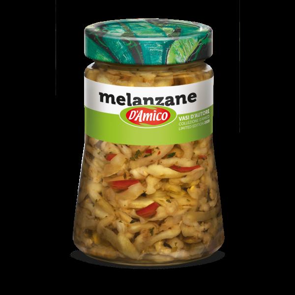 Melanzane - Vasi D'Autore