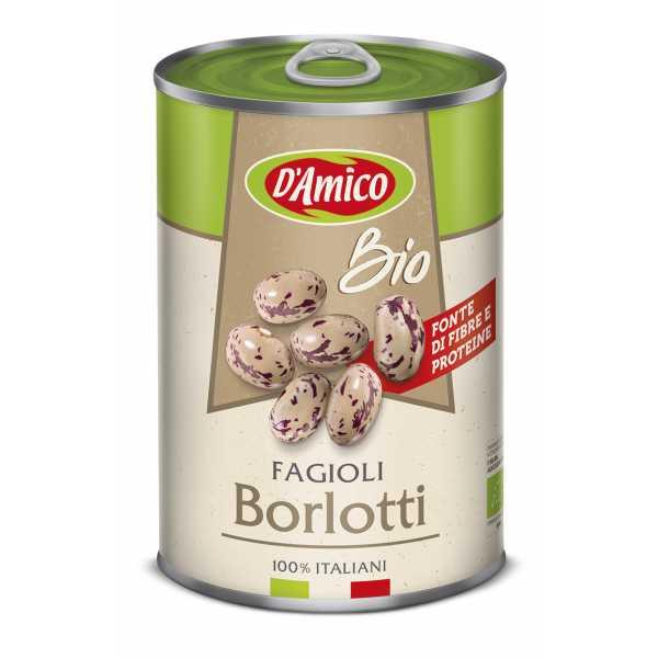 Fagioli Borlotti Bio