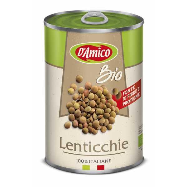 Lenticchie Bio