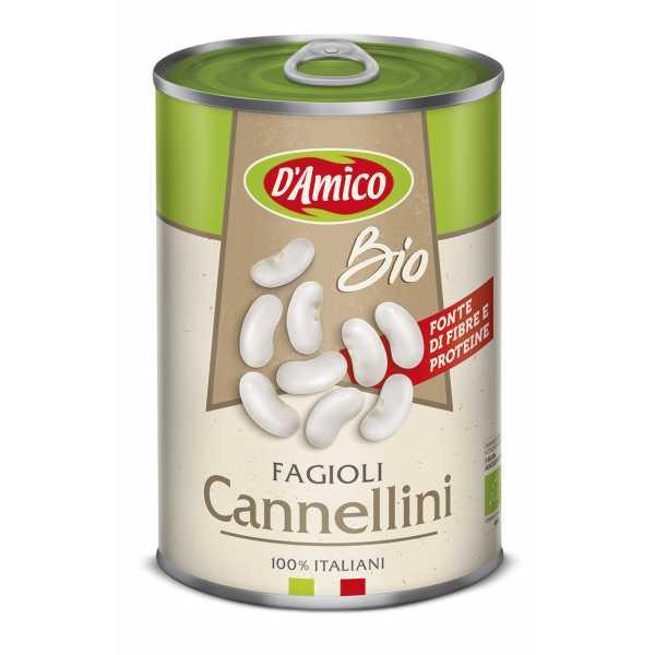 Fagioli Cannellini Bio D'Amico