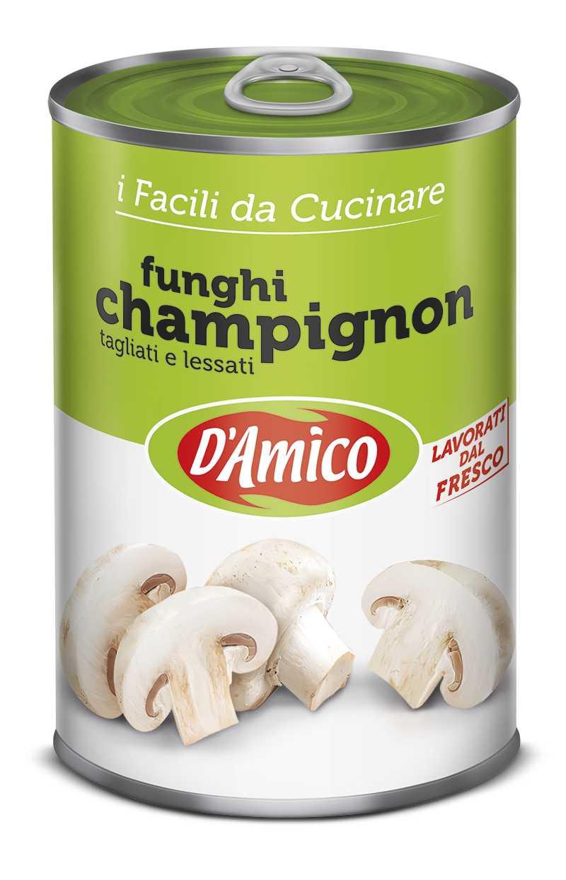 Sliced Champignons