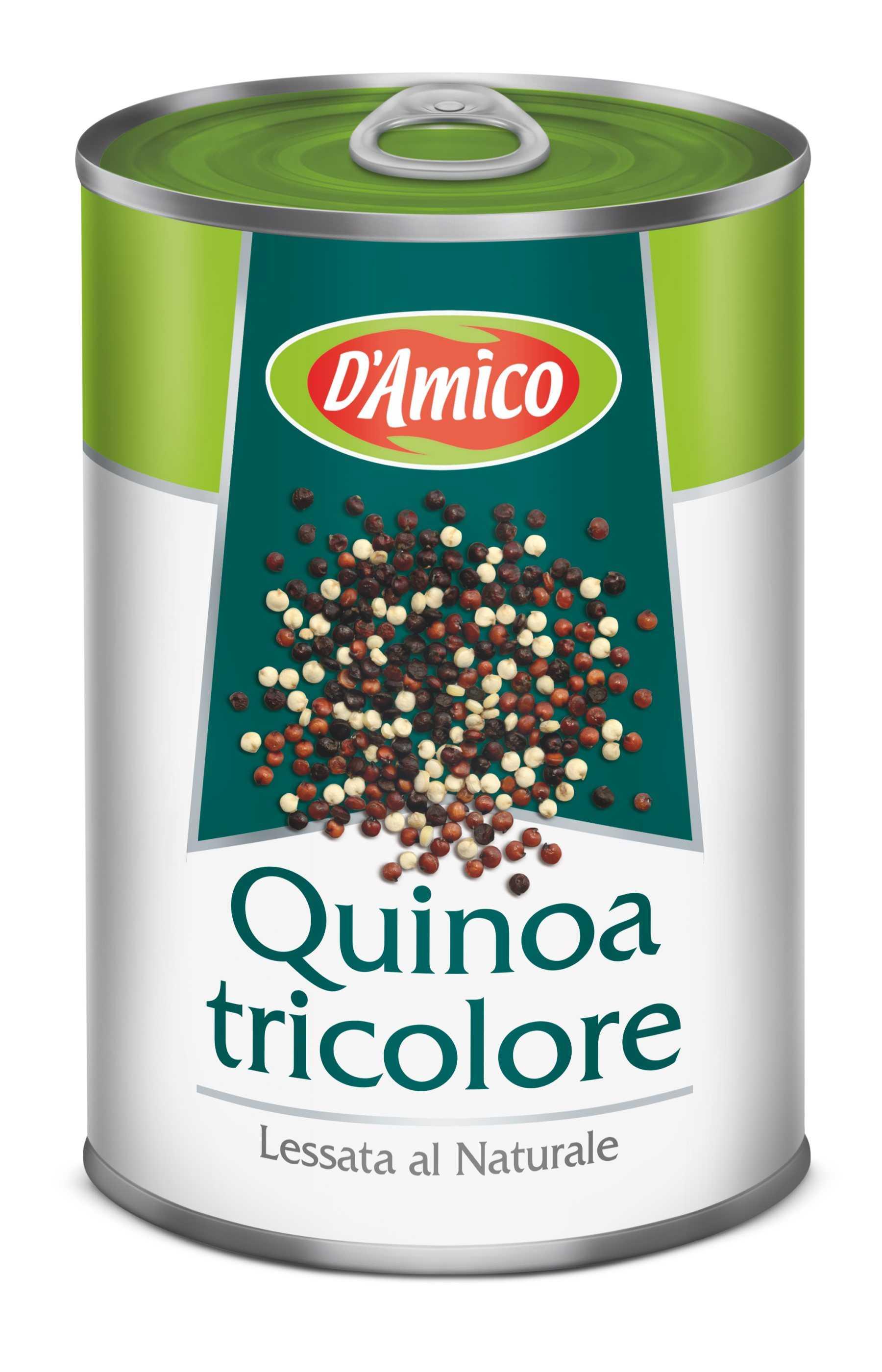 Tricolor Quinoa