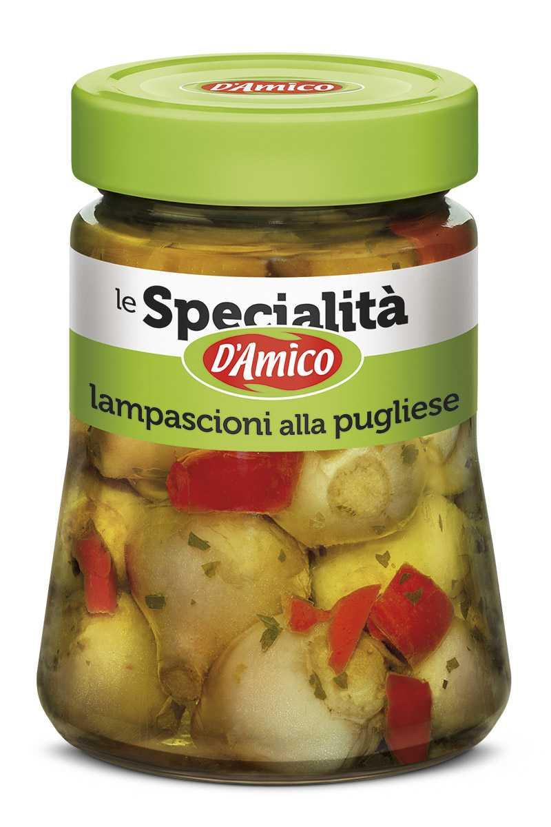 Wild Onions Apulian Style