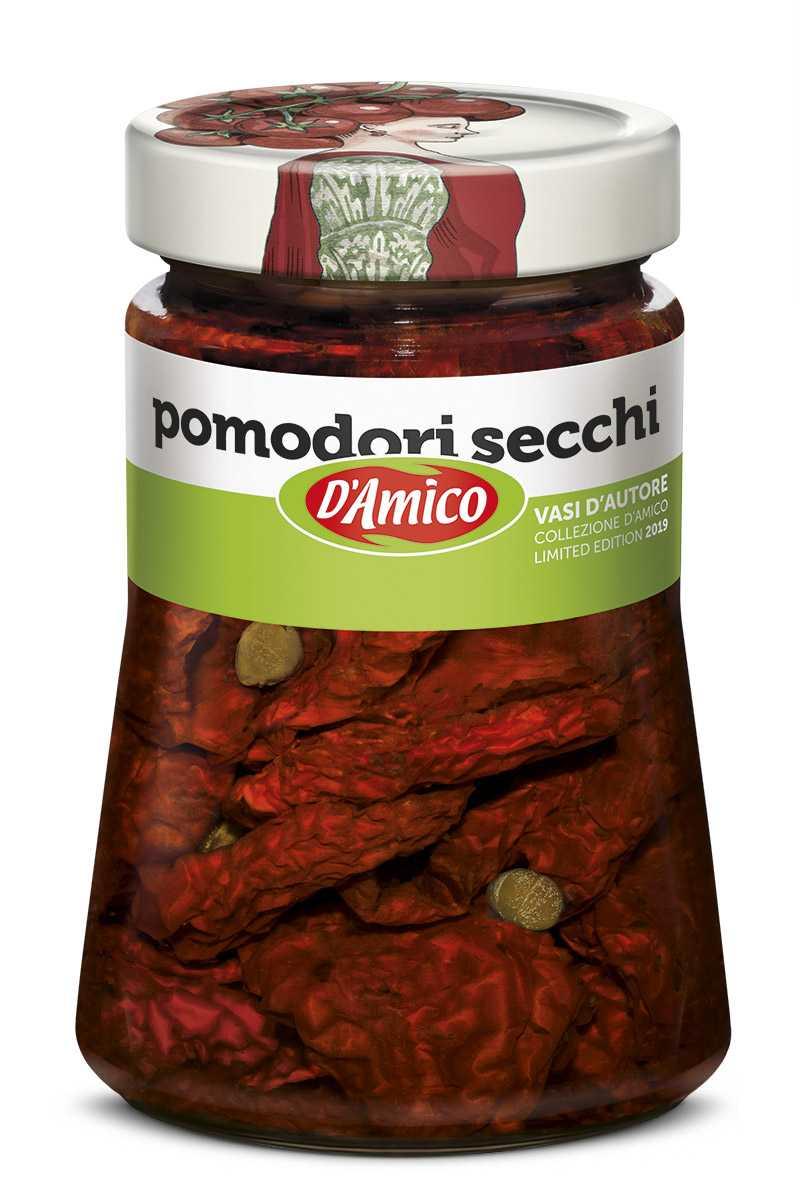 Sundried Tomatoes - Designer Jar