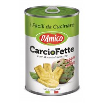 "Carciofette ""sliced artichoke hearts"""