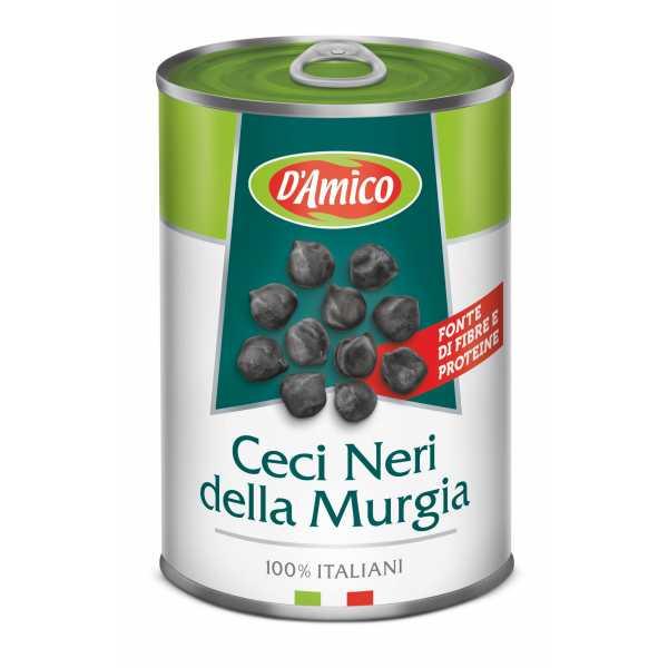 Black chickpeas of Murgia