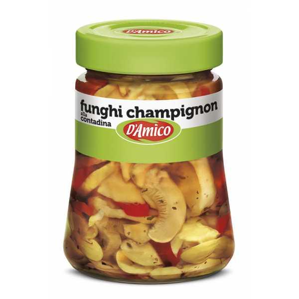 Sliced Contadina Champignons