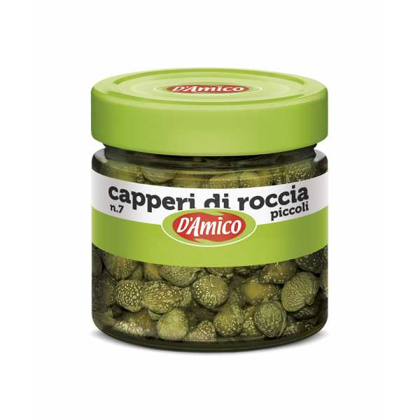 Small Rock Capers n.7
