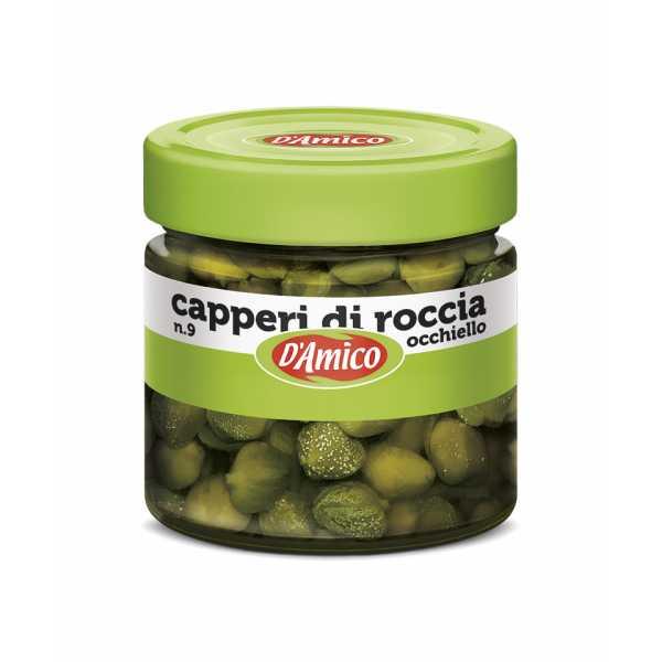 Occhiello Rock Capers n.9