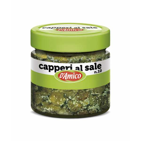 Salted Capers n.10