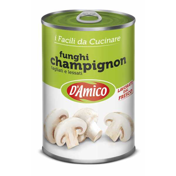 Sliced Champignons