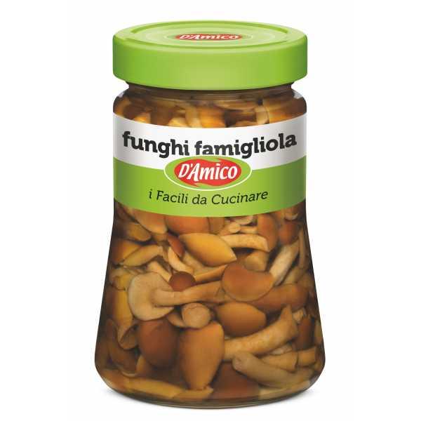Famigliola Mushrooms