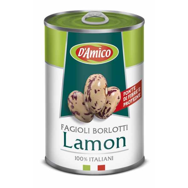 Borlotti Lamon Beans
