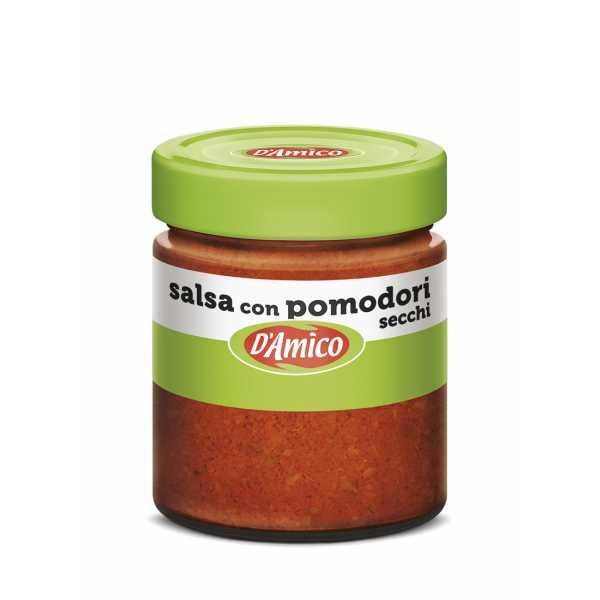 Sundried Tomatoes Pesto - Creamy Sauce
