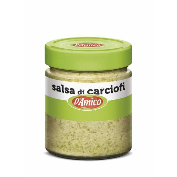 Artichokes Creamy Sauce