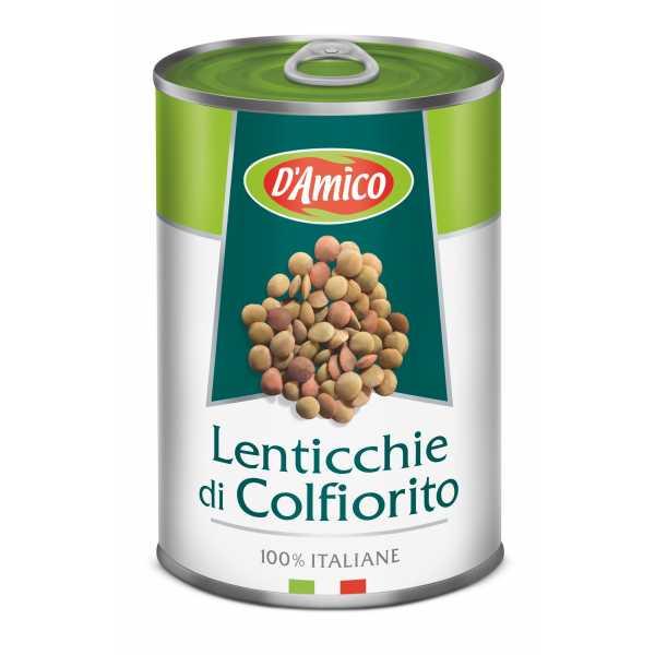 Colfiorito Boiled Lentils