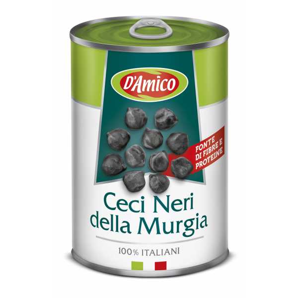 Black chickpeas of Murgia