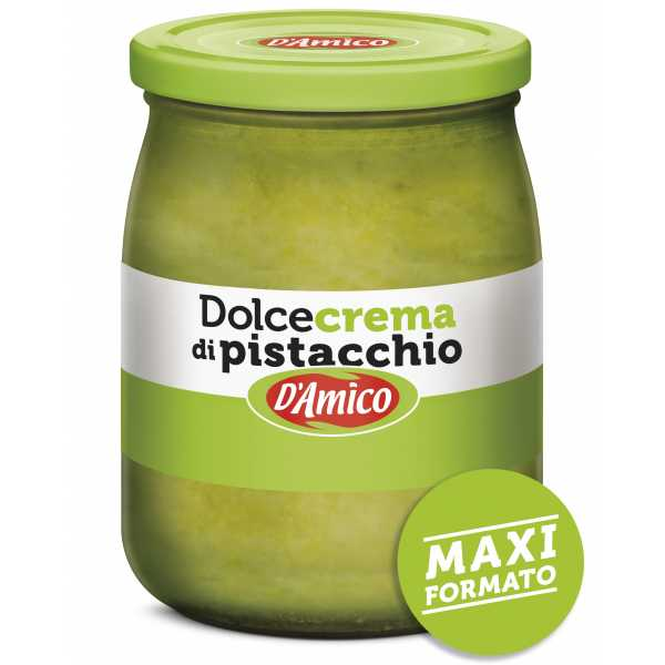 Sweet Pistachio Cream Sauce