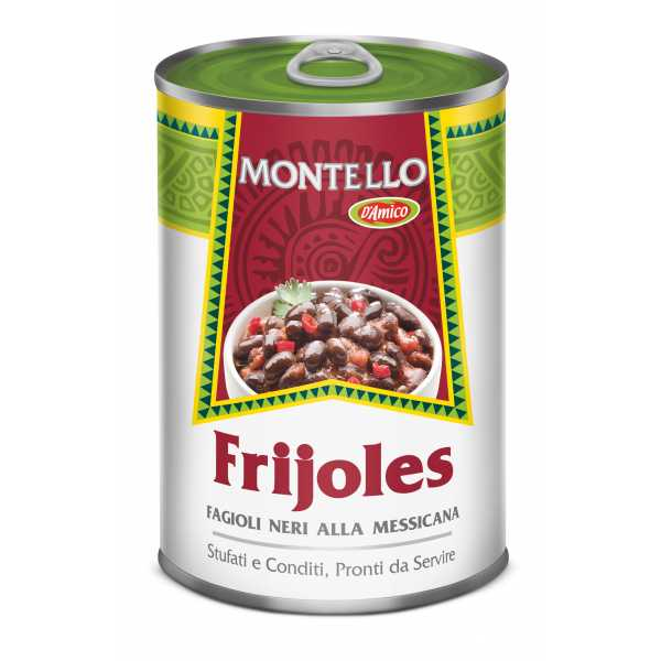 """Frijoles"" Mexican Black Beans"