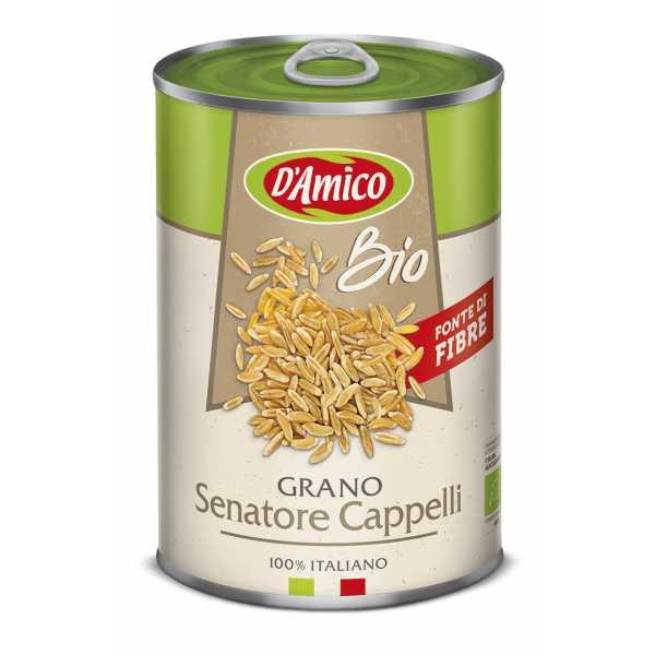Organic Senatore Cappelli Wheat