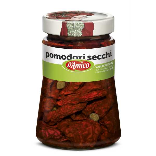Sundried Tomatoes - Designer Jar