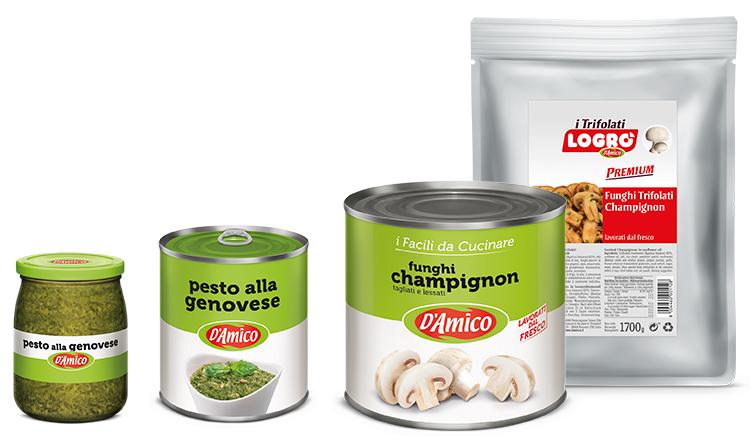 D'Amico Food service